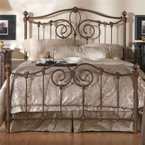 Wesley Allen Iron Headboards by Olympia Iron Bed By Wesley Allen Humble Abode
