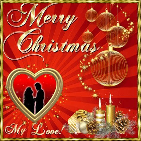 Merry Christmas My Love! Free Family eCards, Greeting