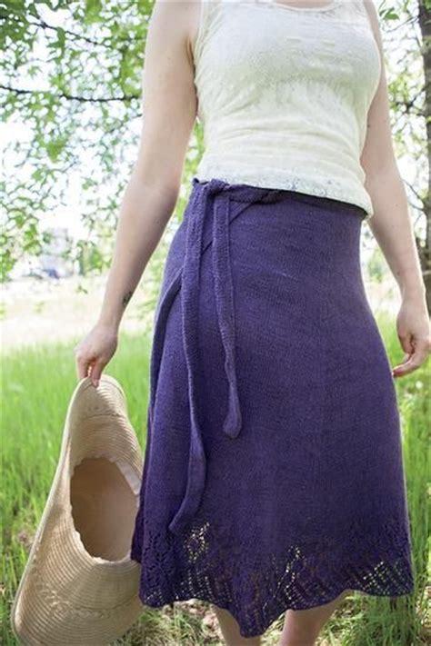 free pattern wrap skirt wrap around skirt knitting pattern a free knitting