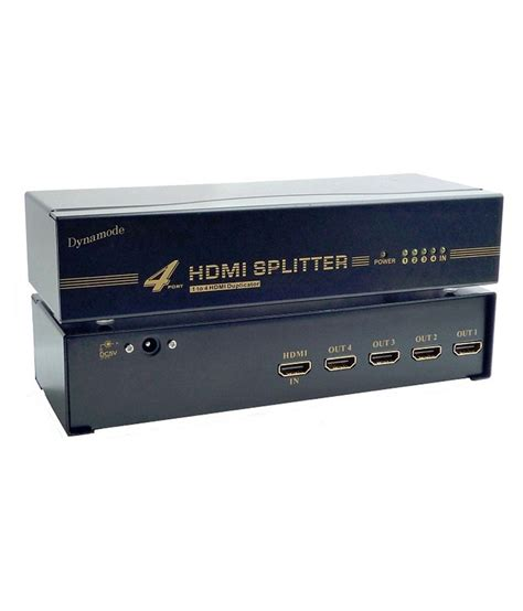 data port to hdmi buy data cables 4 port hdmi splitter at best price