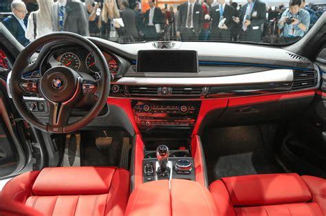 bmw inside view 2015 bmw x6 m car interior design