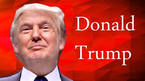 donald education background 10 facts about donald biography career