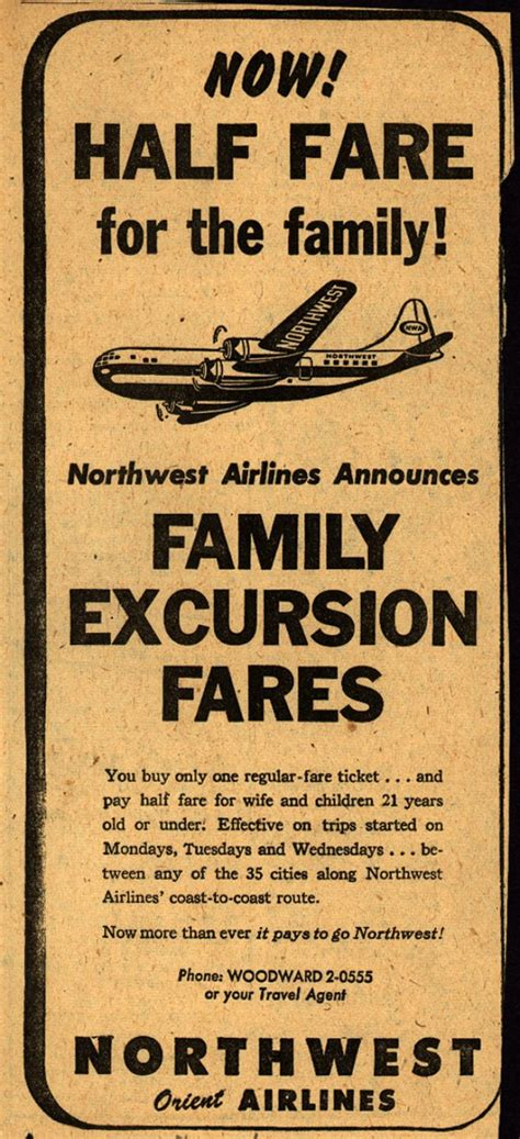 vintage airlines and aircraft ads of the 1940s page 24