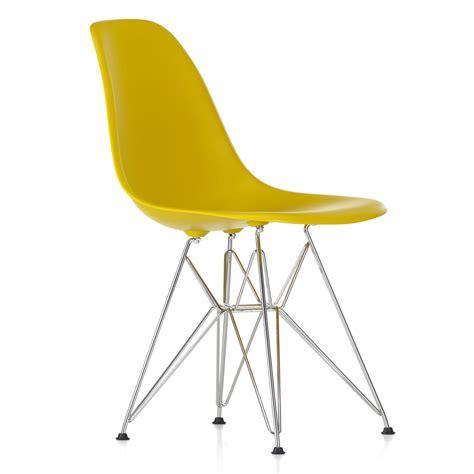teppiche vitra vitra eames plastic side chair dsr h 43 cm verchromt