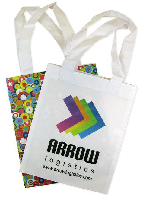 Promo Mini mini polyester promo bag for dye sublimation printing
