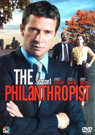 The Philanthropist the philanthropist tv series 2009 filmaffinity