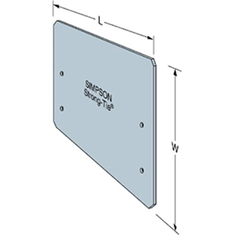 irc section 1060 cold formed steel s pspn protecting shield plate