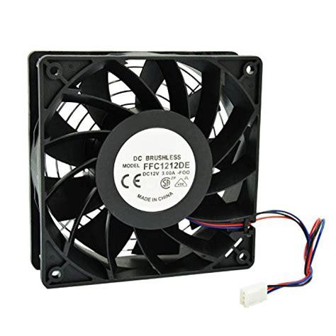 3 wire cpu fan highfine 12cm 120mm 200cfm 4000rpm cpu cooling fan