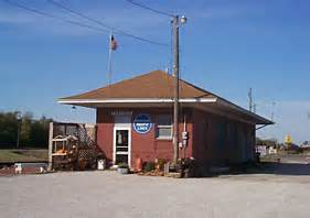 fredonia kansas depot a neat structure with a