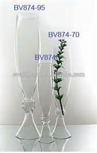 clear glass vases for wedding centerpieces glass