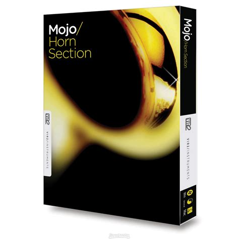 horn sections vir2 instruments mojo horn section at gear4music com