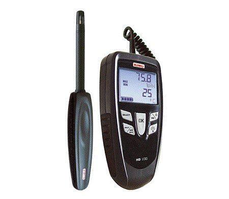Center Humidity Temperature Meter 317 humidity meters hygrometers