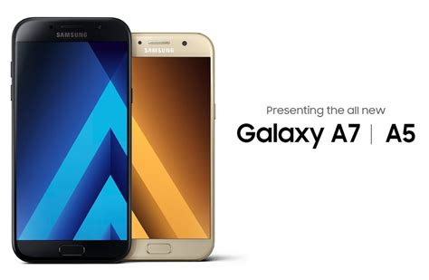 Samsung A5 Koran Pulsa Samsung Launches Galaxy A Series Phones