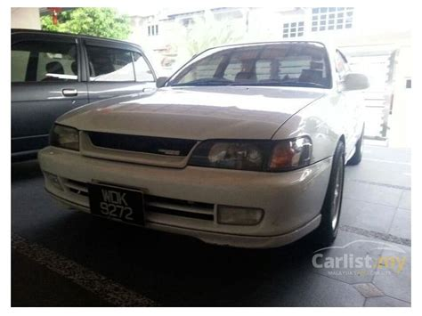 buy car manuals 1994 toyota corolla user handbook toyota corolla 1994 in selangor manual white for rm 14 000 1646920 carlist my