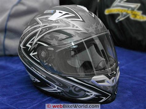Helm Kbc Gunmetal shark rsr 2 helmet comparison webbikeworld