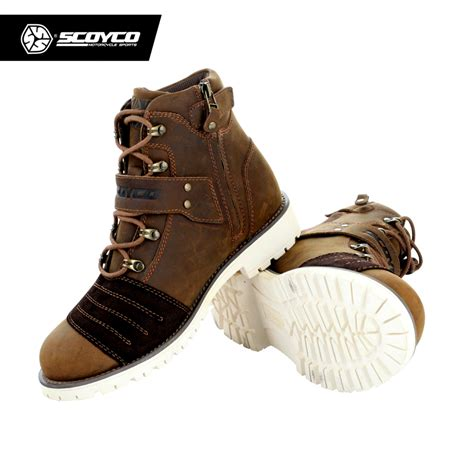 best touring motorcycle boots best scoyco motorcycle touring boots vintage design casual