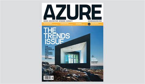 designboom subscription buzz azure on designboom azure magazine