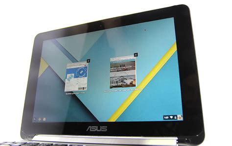 asus chromebook flip review tiny shiny and chrome