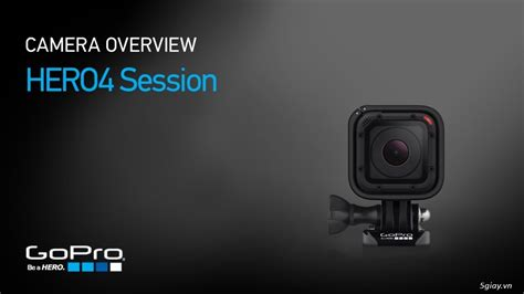 Gopro 4 Session 2nd gopro 4 silver black session 5giay