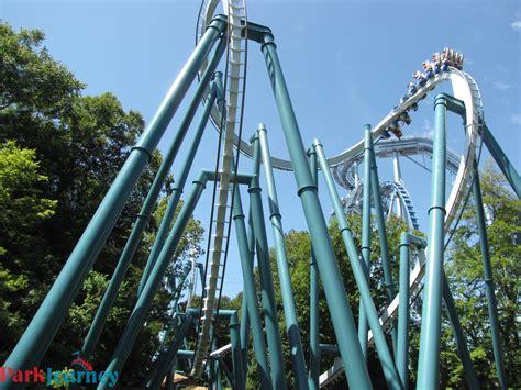 Alpengeist Busch Gardens by B M Where D The Mojo Go