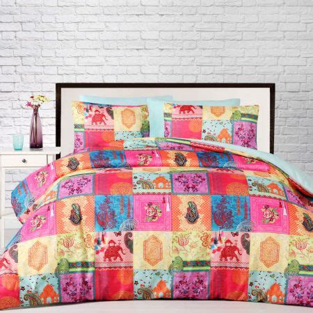 bed cover set shopping bed bengal quilt cover set shopping