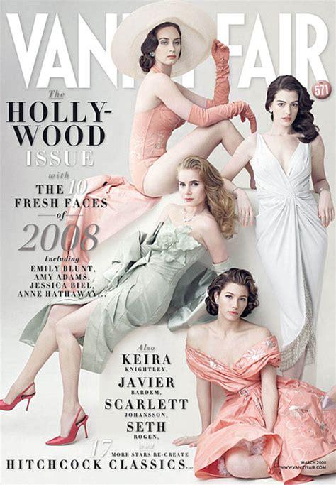 Vanity Fair Pics by Vanity Fair Magazine Issue March 2008 Vanity
