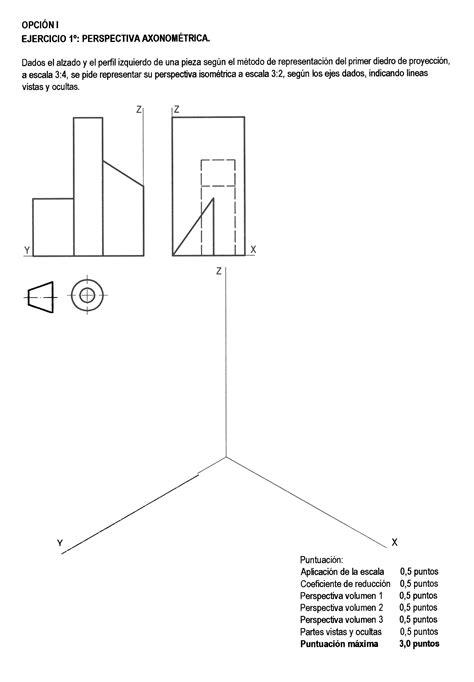 APUNTES SISTEMA AXONOMETRICO PDF