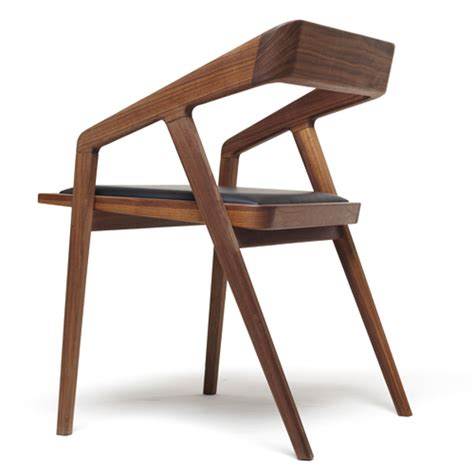 Modern Wood Dining Chair Contemporary Wood Furniture Design Of Katakana Occasional Chair By Wallpaper Woodworking
