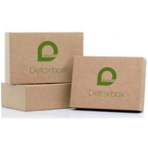 The Detox Box by Detox Me Today Launches The Quot Detox Box Quot To Aid Post