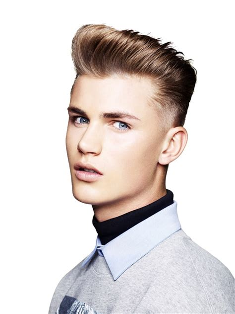 hair cuts tony guy capelli uomo 2015 dal barbering al beach style vogue it