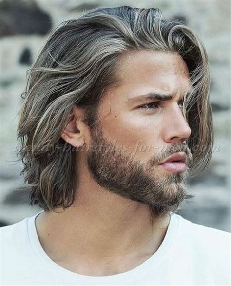 medium length hairstyles for men in 2019 hair styles