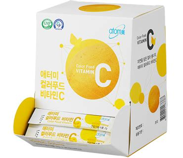 Atomy A C Care Special Set daily dosage 1 stick per day