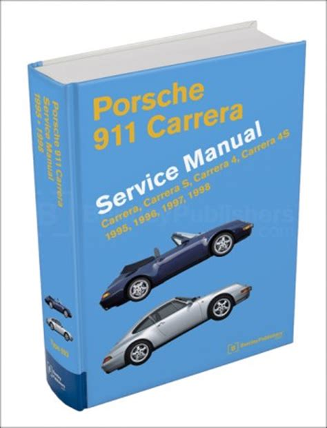service manuals schematics 1999 porsche 911 free book repair manuals porsche 911 type 993 carrera service manual 1995 1998