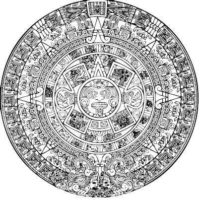 Calendrier Inca Le Calendrier Azt 232 Que Et 1 2 Le Nouvel Ordre Mondial