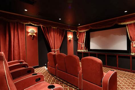 home theater design los angeles enjoyable design home theater curtains curtains and drapes