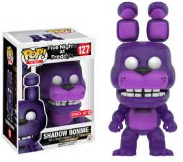 The standard fnaf figures are what you would expect but things really