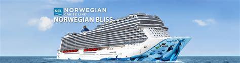 norwegian cruise ship bliss norwegian bliss cruise ship 2018 and 2019 norwegian bliss