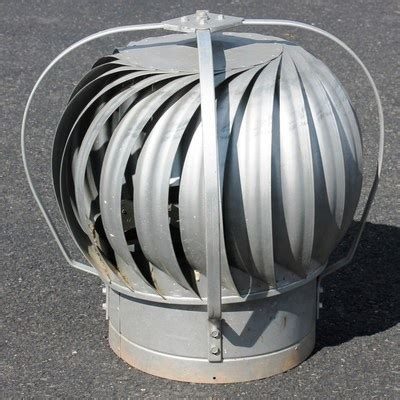 solar powered fans for barns large vintage galvanized turbine roof attic vent fan barn