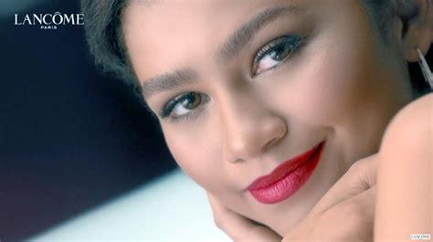 muzyka iz reklamy lancome labsolu rouge ruby zendaya