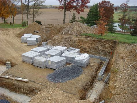 Garden Wall Foundations Photo