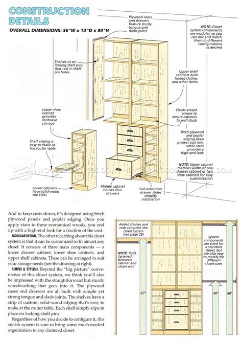 custom plans how do you build a closet organizer roselawnlutheran