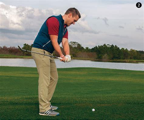 flattening golf swing flatten that backswing wrist golf tips magazine