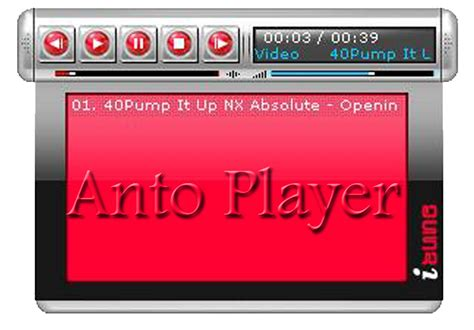 membuat video player dengan php membuat mp3 player dengan php anto s blog