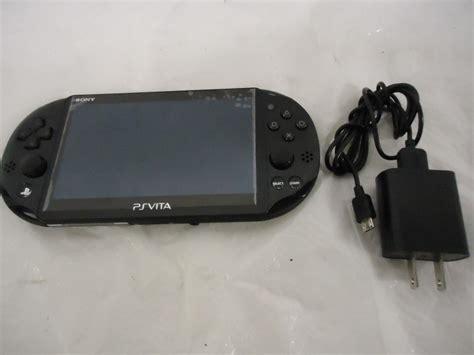 Ps Vita Pch 2001 - sony playstation portable ps vita handheld pch 2001 good