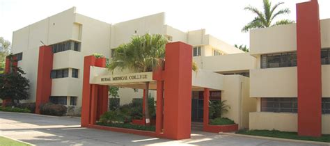 Rmc Mba Fees by Rural College Pravara Institute Of
