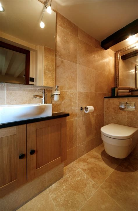 Natural Bathroom Ideas by Cloakrooms Ablutions Luxury Bathrooms
