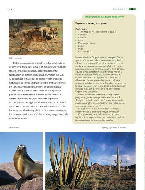 libro de ciencias 5 2016 ciencias naturales quinto grado 2016 2017 libro de texto