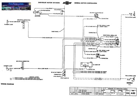 1997 chevy silverado headlight switch wiring diagram