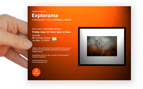 museum display card template invitation card exhibition sle invitation exhibition