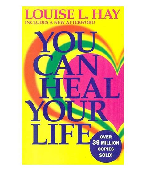 Heal Your you can heal your paperback 1st edition